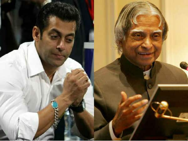 Salman Khan Regrets Not Meeting A.P.J. Abdul Kalam
