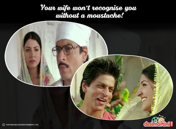 10 Things That Can Only Happen In Bollywood!