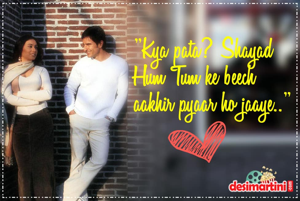 8 Dialogues From Hum Tum That Perfectly Summarise Your Love Story!