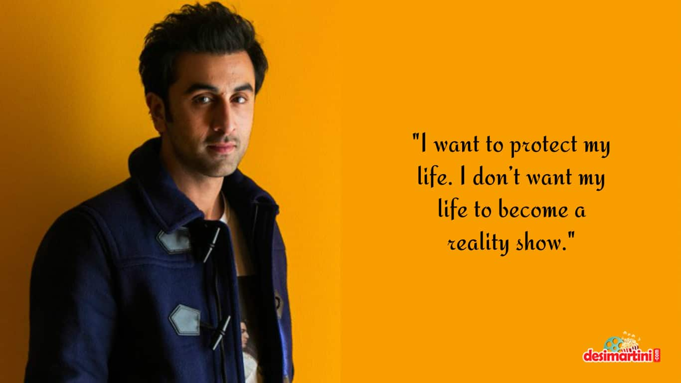 12 Times Ranbir Kapoor Surprised Us With His Philosophy On Love, Life, And Films!