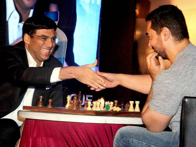 'I Have Been A Chess Enthusiast All My Life': Aamir Khan
