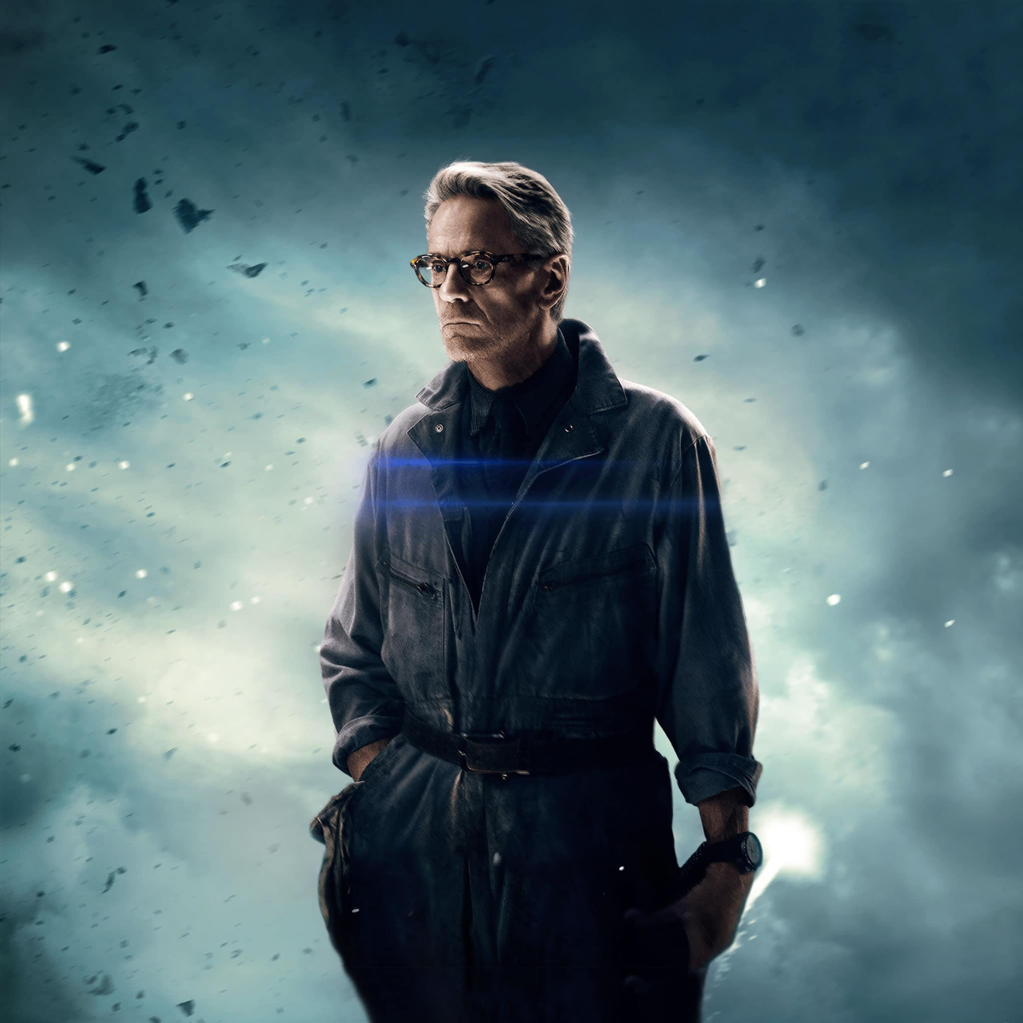 Jeremy Irons Will Be Alfred In Justice League