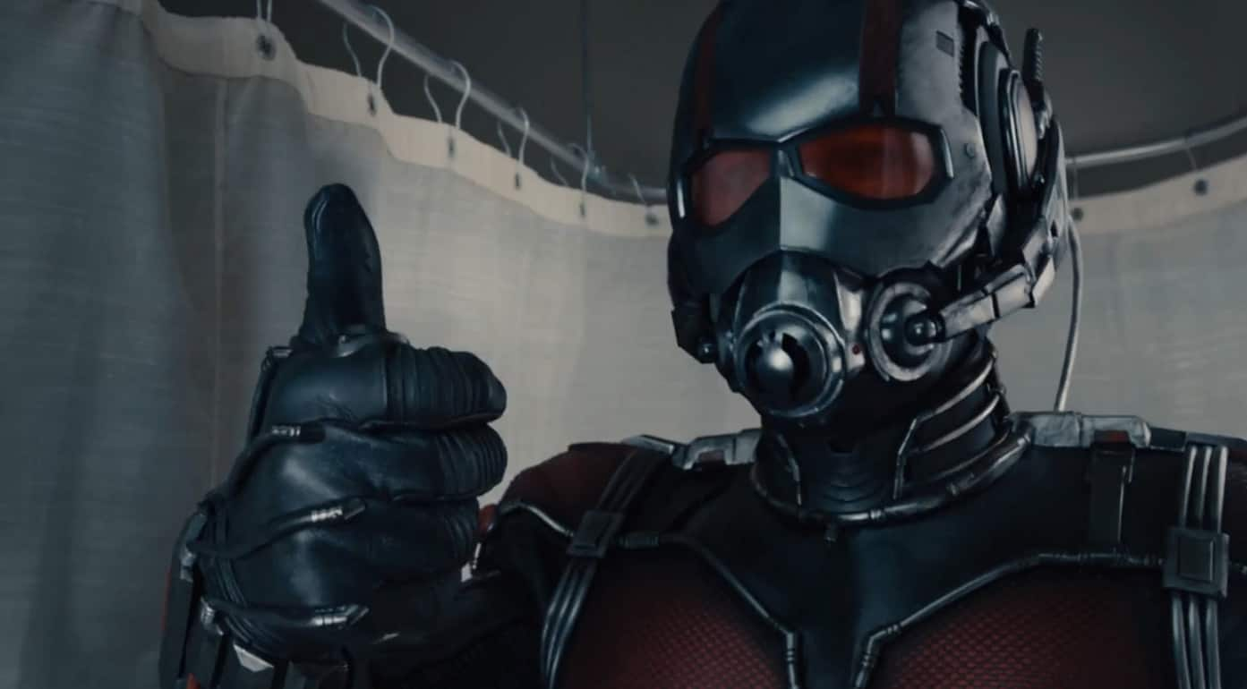 Ant-Man Tiny On Screen, Huge At Box Office