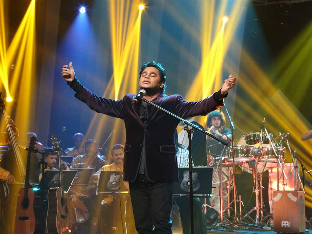 A. R. Rahman To Perform In The United Nations Organisation
