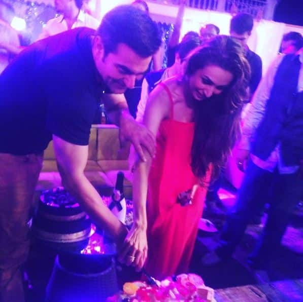 Guess Who Wished Arbaaz Khan A Very Happy Birthday On Instagram?