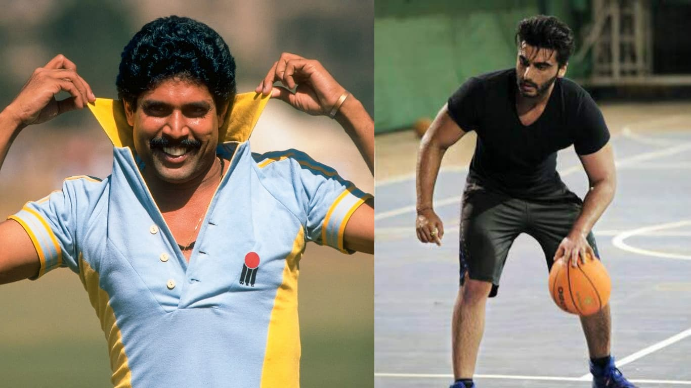Guess Who's Playing Kapil Dev in Movie About 1983 World Cup Winning Team!