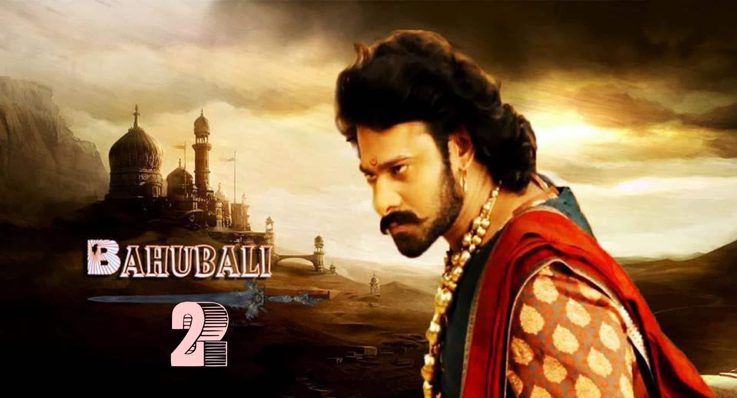 prabhas birthday gift: the first look of 'baahubali 2' - desimartini