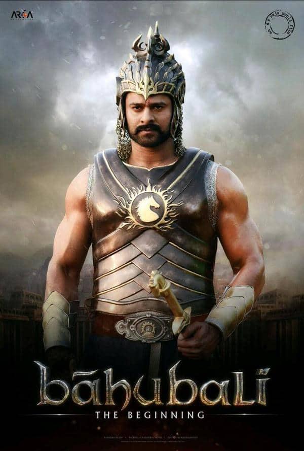 'बाहुबली' बनी 100 करोड़ पार करने वाली पहली तेलगु फिल्म