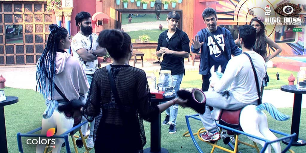 Bigg Boss 10: The Luxury Budget Task Spices Things Up Bigtime!