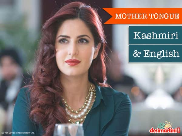 Did You Know The Mother Tongue Of These Bollywood ...