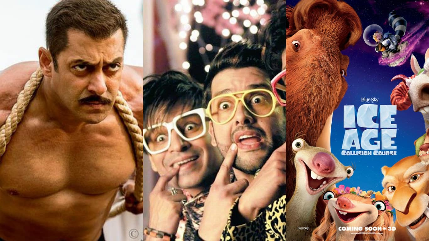 Box Office: Sultan Stays Solid, Great Grand Masti Suffers Bigtime!