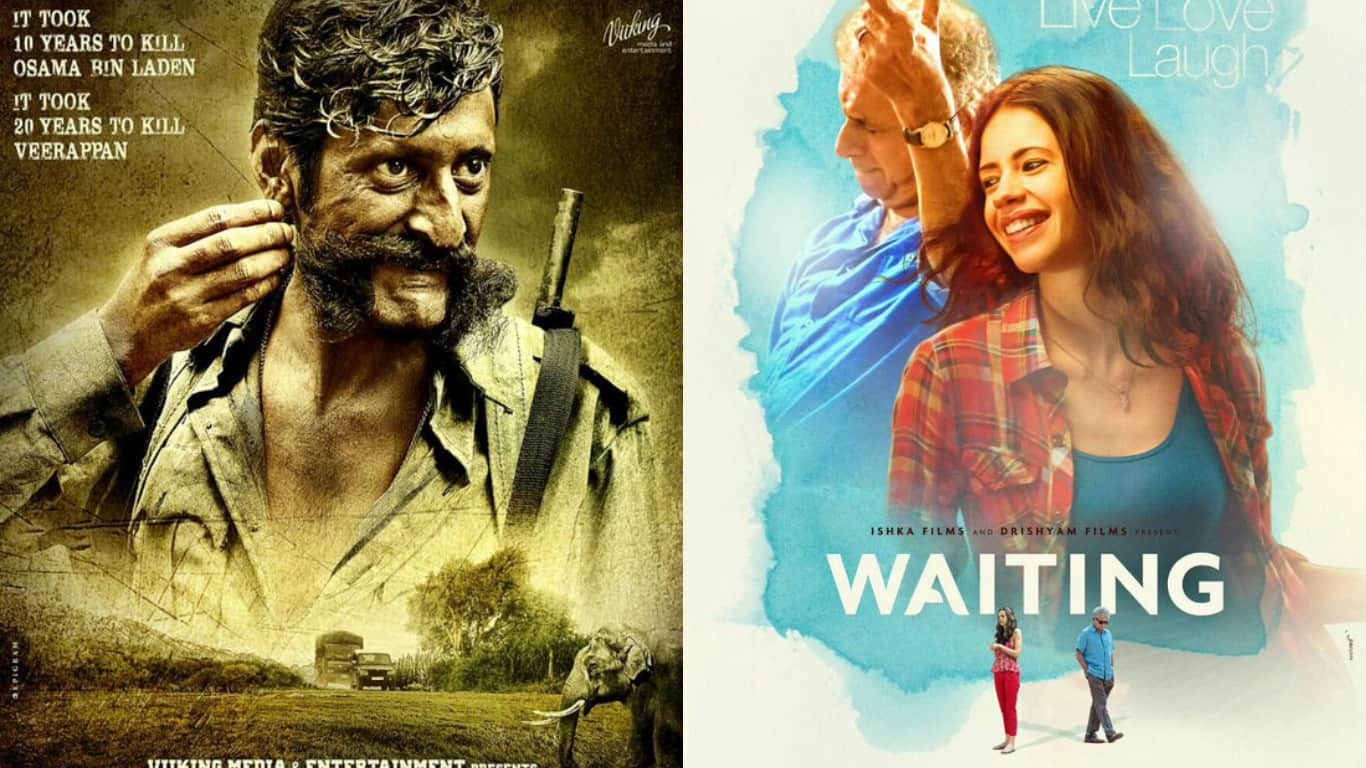 Box Office: Hollywood Outdoes Bollywood Again As Veerappan, Phobia & Waiting Struggle For Audience