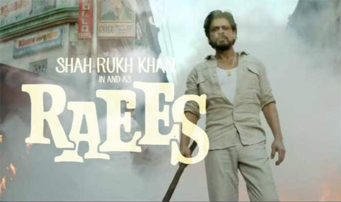 Shah Rukh Khan Starrer 'Raees' Faces A New Trouble. Details Inside!