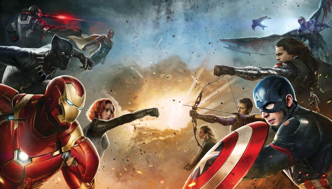 Civil War Teaser Released