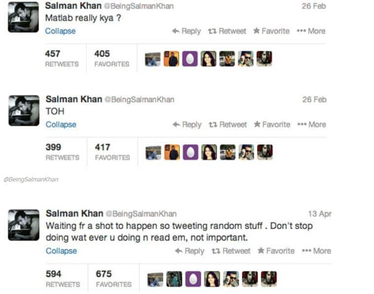 5 Fun Things That Make Salman Khan One Of A Kind In Bollywood.