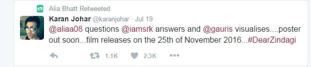 Here's How Shah Rukh Khan Has Spoiled Vidya Balan's Party