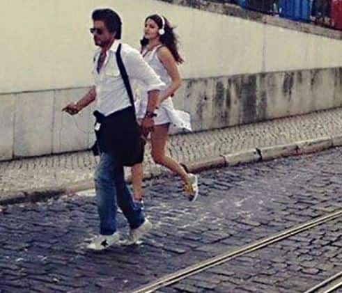 5 Things You Need To Know About SRK's Much-Awaited Film The Ring