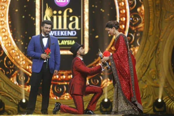 How to Match Your Red Carpet Outfits by Ranveer and Deepika