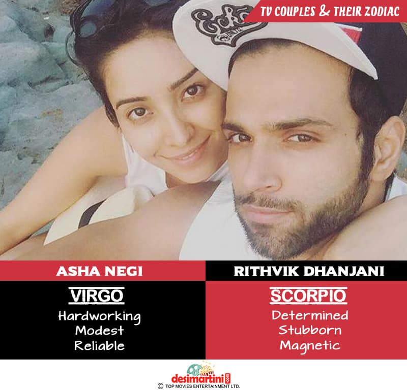 What Does The Zodiac Sign Of Your Favourite TV Couples Say About Their Compatibility?