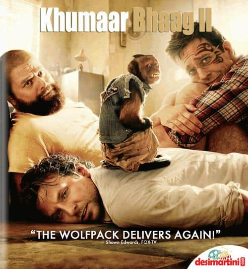 28 Uproarious Hollywood Titles in Hindi
