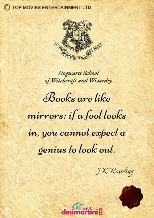28 Life Changing Quotes By J K Rowling You Would Love To Frame And Hang In Your Room!