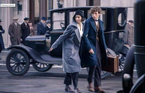The Trailer Of 'Fantastic Beasts And Where To Find Them' Is Truly Beautiful