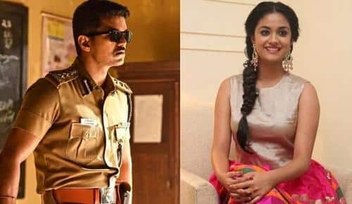 Keerthi Suresh Is The Lucky Lady For Vijay 60!