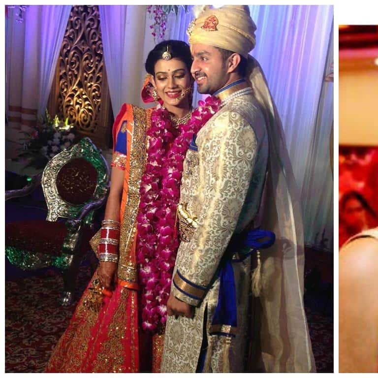 Gallery- 32 Rare Wedding Pics Of Your Favorite Tv Celebs!