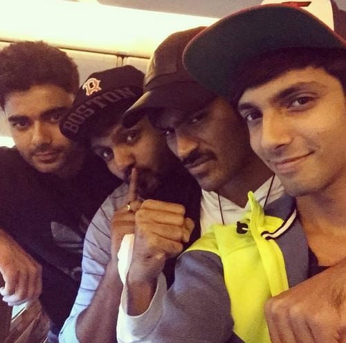 The Stars Have Arrived For SIIMA 2015