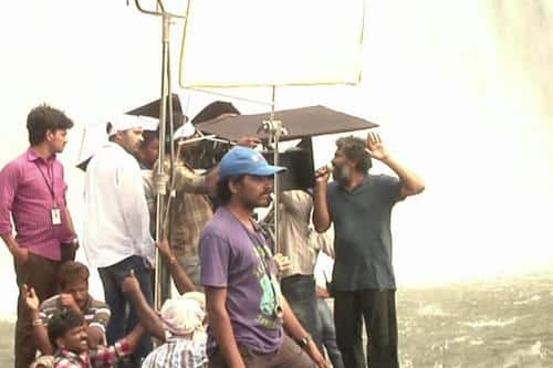 Flashback: Behind The Scene Pictures From The Sets Of Baahubali