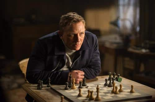 Some Awesome Stills of SPECTRE Have Been Released