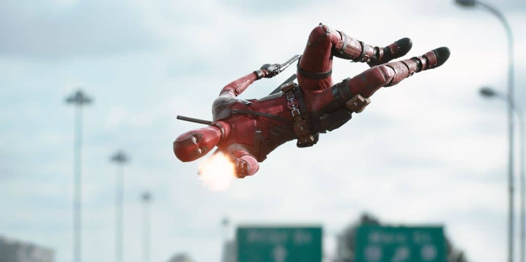 New Image for Deadpool Released