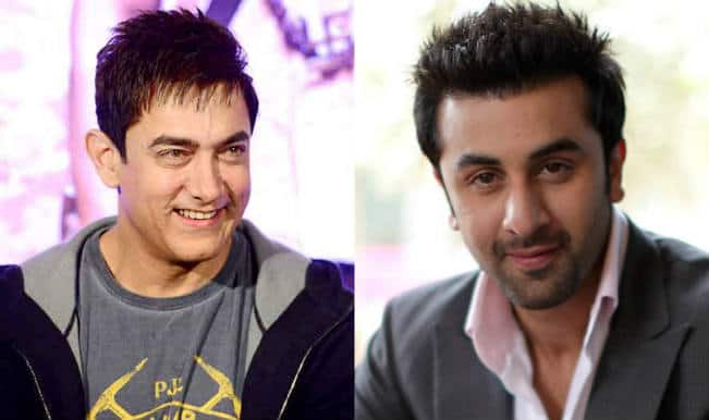 Aamir To Sport The Role Of Ranbir's Father In Sanjay Dutt Biopic?