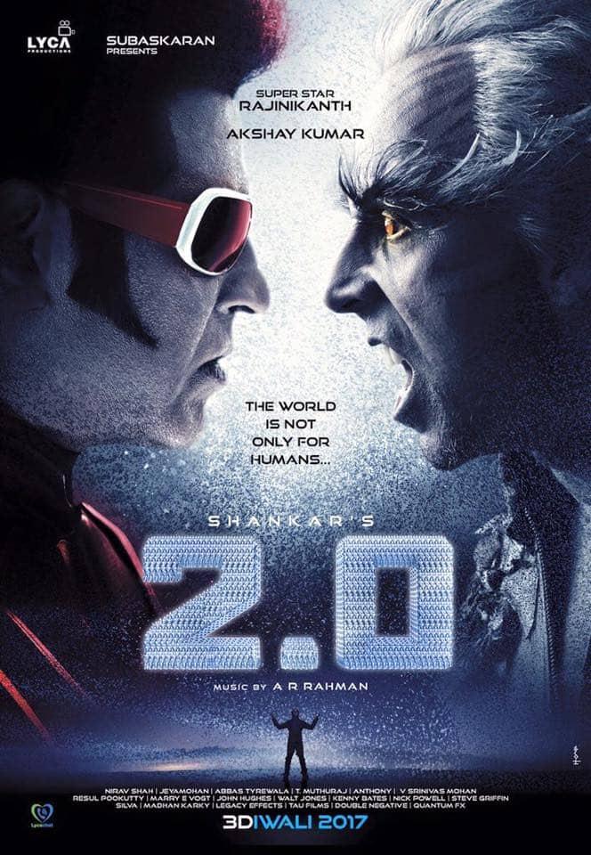 4 Reasons Why Rajinikanth-Akshay's 2.0 Could Be Bigger Than Baahubali for Bollywood!