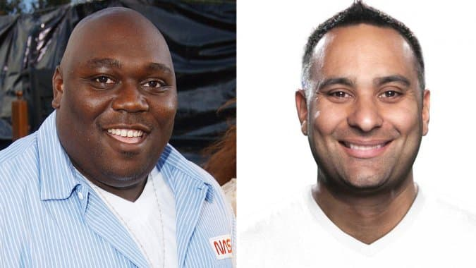 Russell Peters, Faizon Love Starring in 'Ripped'