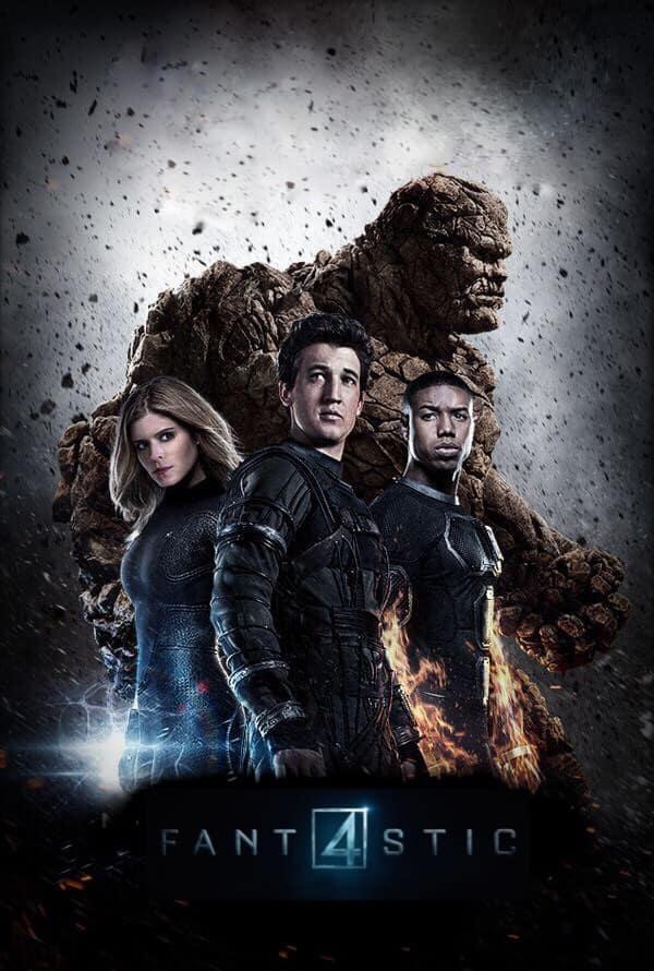 Final Trailer for Fantastic Four Released