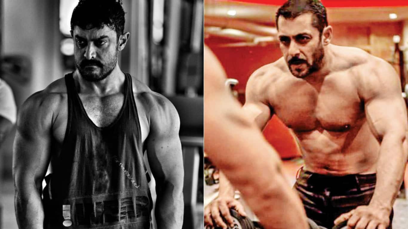 Salman vs Aamir: Who Has A Better Wrestler's Physique?
