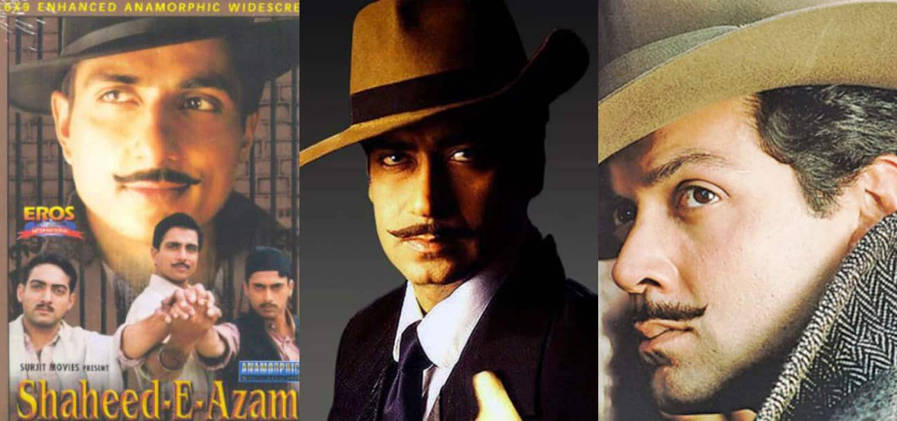 6 Times Bollywood Honoured The Legendary Freedom Fighter, Bhagat Singh