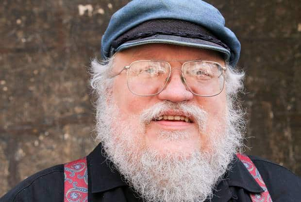 George R.R. Martin's Idea for Game of Thrones Ending