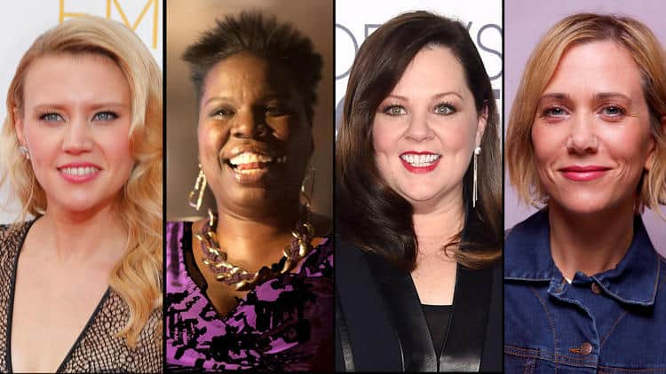 Paul Feig Tweeted Names for 'Ghostbusters' Characters