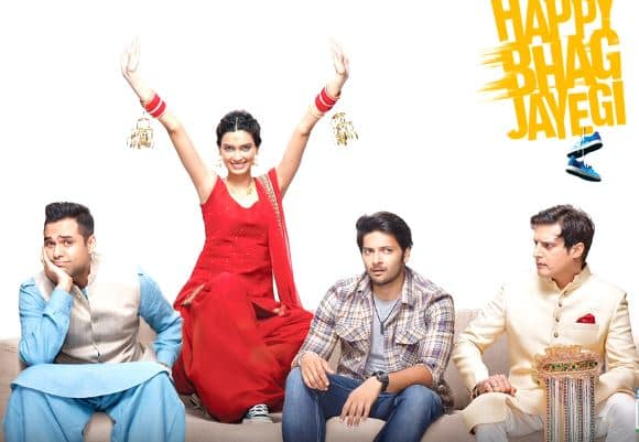 Box Office: Happy Bhag Jayegi Shows Growth, Collects This Much In Opening Weekend