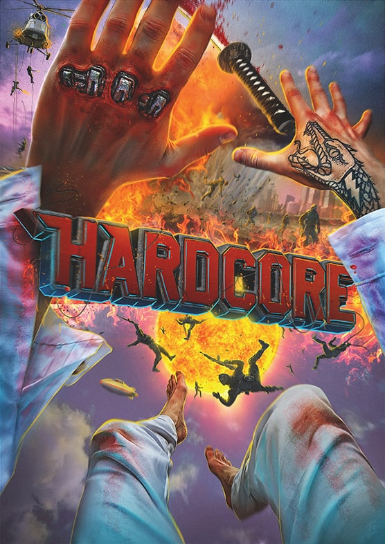 Official Trailer For Hardcore Released