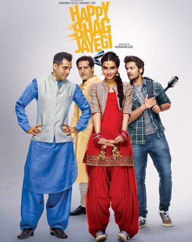 'Happy Bhag Jayegi' Is A Musical Family Entertainer, Says Director