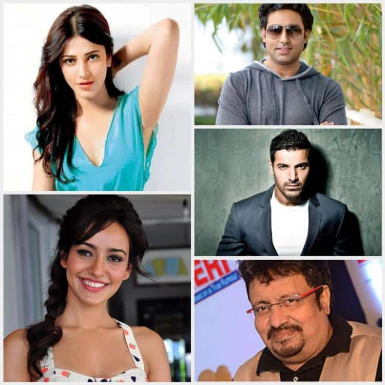 Hera Pheri 3: Shruti Haasan, Neha Sharma Roped In Opposite Abhishek Bachchan, John Abraham