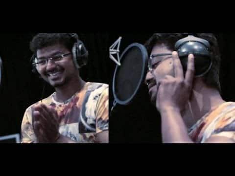 Ilayathalapathy Vijay To Sing A Peppy Song In 'Vijay 60'?