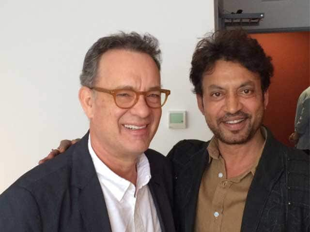 Irrfan Khan about Tom Hanks: 'We discuss everything, from our hair to cinema'
