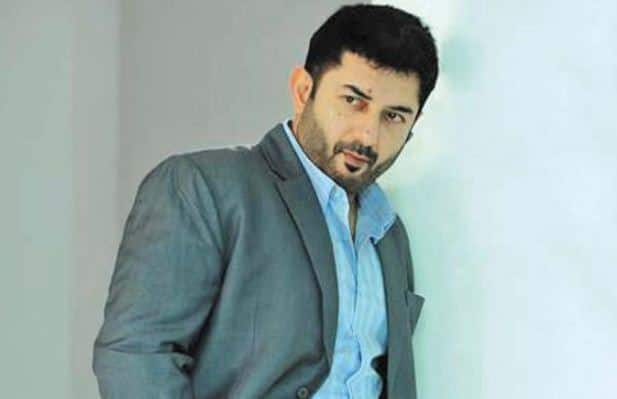 Arvind Swamy Shares His Take On Dhruva