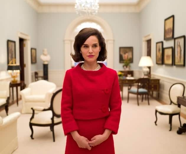 Natalie Portman Reveals She Was Very Nervous To Play Jacqueline Kennedy In 'Jackie'