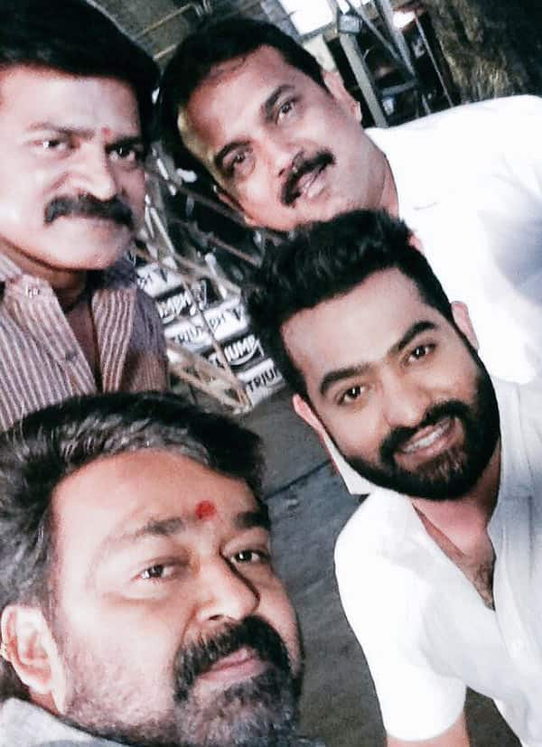 Jr. NTR Will Sport Beard As Well As Clean Shaved Look In 'Janatha Garage'