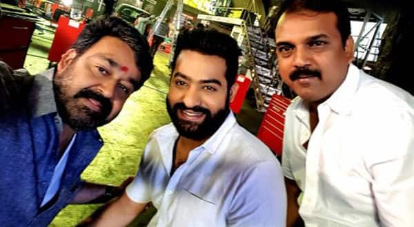 Makers Erect Special House Set For Shoot Of Jr. NTR's 'Janatha Garage'